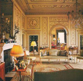 古典歐式風格裝修圖片 拱門設計