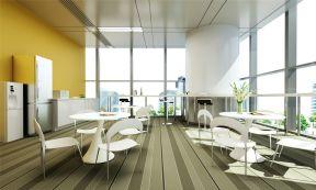 現代簡約辦公室設計 辦公室吊頂裝修效果圖片