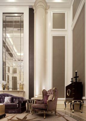 室內歐式 沙發椅子裝修效果圖片