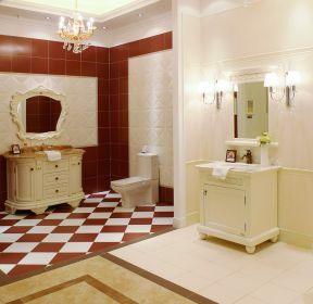 室内欧式室内装修卫生间设计图片-每日推荐