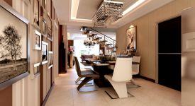 餐厅灯具选购方法 选对灯具营造舒适就餐环境