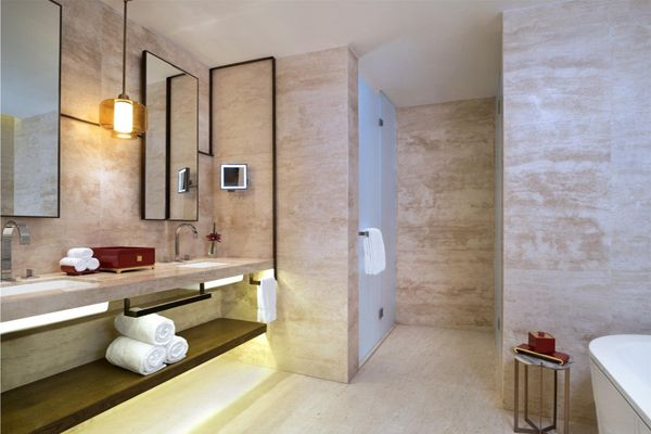 上海酒店卫生间装修技巧 让顾客产生宾至如归的感觉
