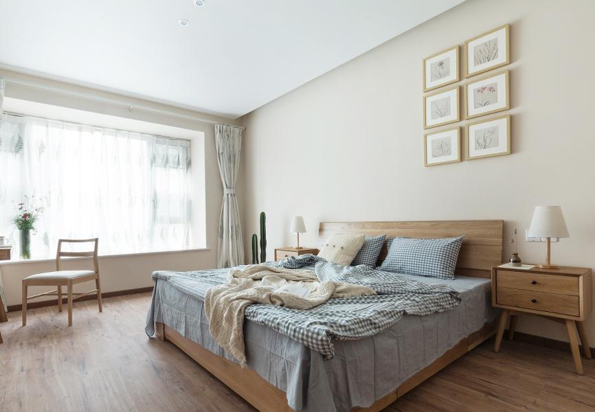 背景墙 房间 家居 起居室 设计 卧室 卧室装修 现代 装修 866_600