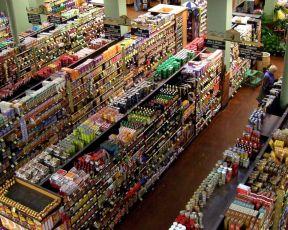 2020超市货架摆放图片大全图片