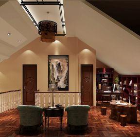 家里斜顶小阁楼装修设计-每日推荐