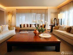新中式风格窗帘装修设计效果图片图片
