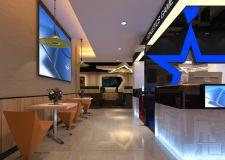 上海网吧装修要点 做好装修吸引更多顾客