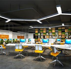 創意辦公室桌椅設計圖片-每日推薦
