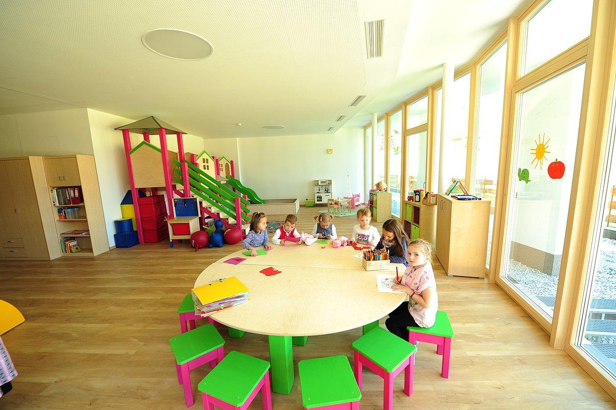 高档幼儿园室内设计图展示