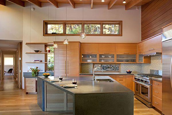 小型厨房布局如何设计 地方怕乱不怕小_厨房知识_装修