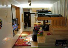 昆明单身公寓设计 别样的独自生活空间