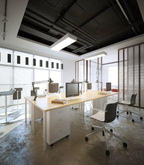 loft办公室装修效果图