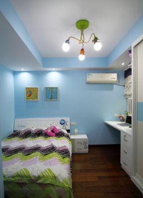 15平方米卧室 吸顶灯装修效果图片