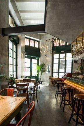 国外酒吧个性室内装修设计效果图图片