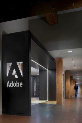 公司室内形象墙装修效果图2016图片-售楼部形象墙装修效果图片