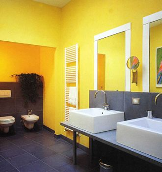 浴室角架该如何选择 小编教您搭配技巧