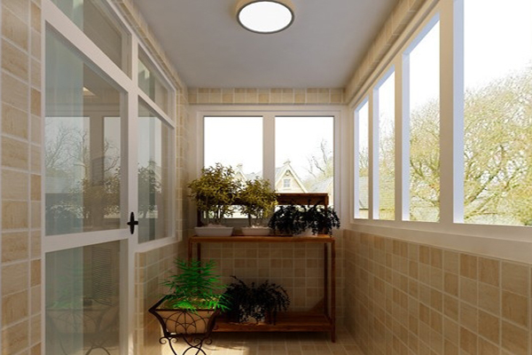 阳台瓷砖铺贴注意事项 铺贴瓷砖时要多留心图片