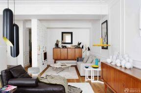 現代120平米 客廳裝修效果圖片