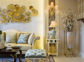 三層別墅室內 室內花架效果圖