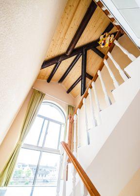 宾馆楼梯间吊顶效果图