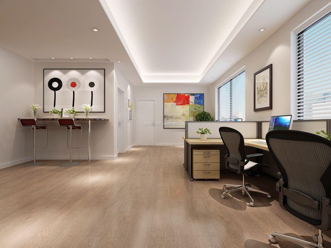 现代办公室风格室内吧台设计图片图片