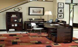 簡單辦公室地面裝修設計圖大全