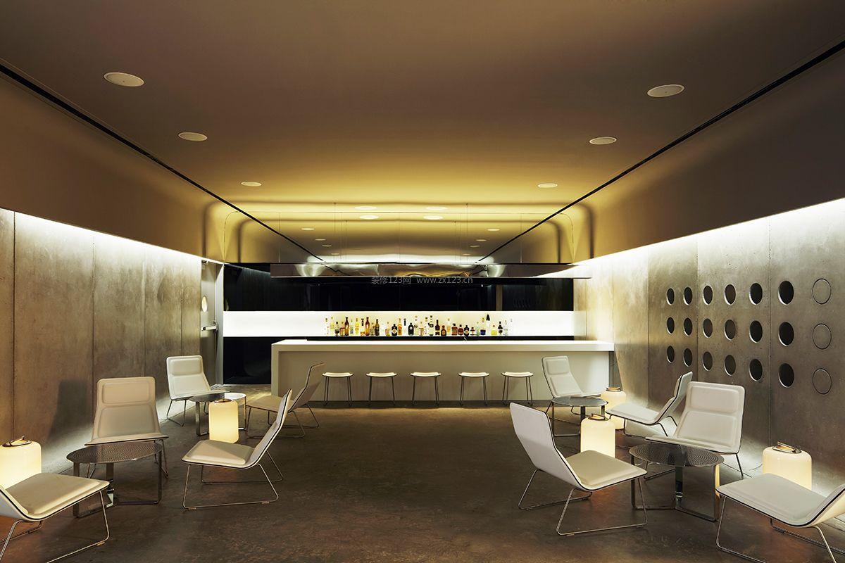简约酒吧室内装修效果图图片绿可木吊顶怎么做图片