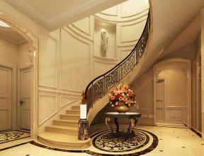 欧式别墅楼梯 农村别墅设计图大全