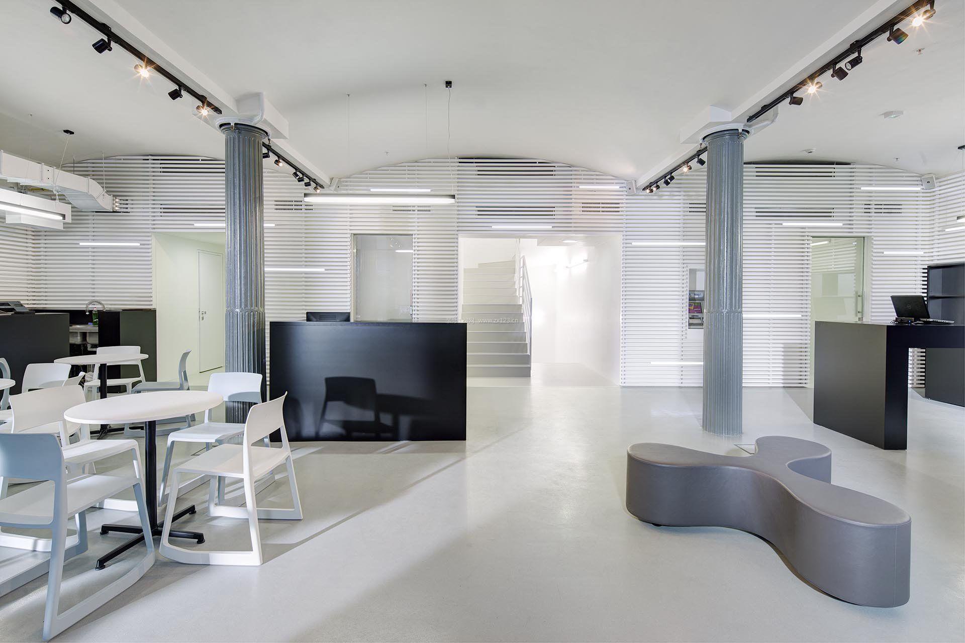 福州办公室装修室内设计现代简约风格