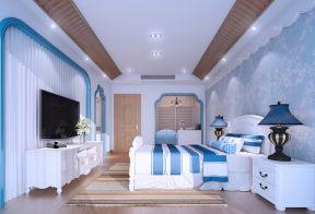 女孩臥室裝潢 臥室背景墻設計