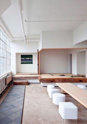 小户型日式 农村别墅室内装修图