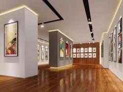 书画展厅设计图片大全图片