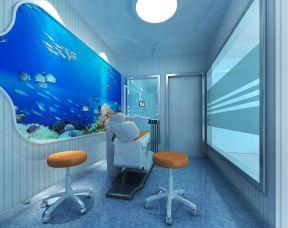 口腔医院装修效果图片 地中海风格装饰设计