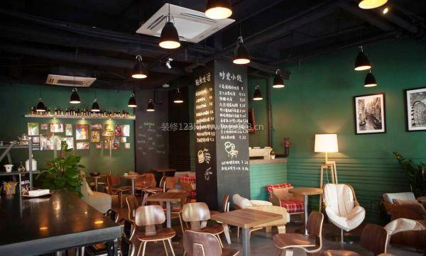 小咖啡厅室内装修效果图