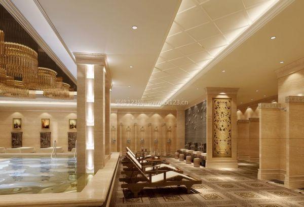 无锡洗浴中心装修流程 洗浴中心装修细节_装修设计