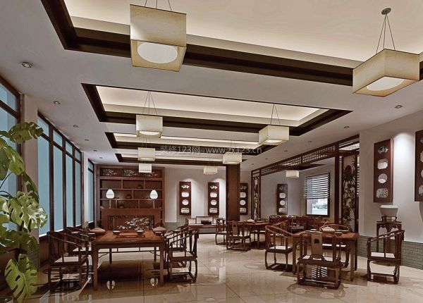 上海装修设计 > 上海茶楼怎么设计装修 茶楼装修风格介绍  3,自助式
