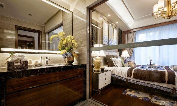 卧室木地板装修效果图