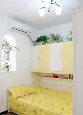 一百平米三居室 小孩卧室装修效果图