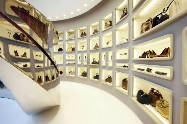 合肥10平米鞋店装修要点 鞋店怎么装修吸引人