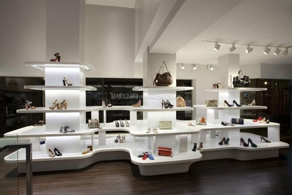 合肥20平方鞋店装修风格 个性鞋店装修要点