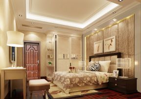 臥室家居床 歐式家居設計