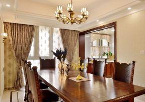 三居室室內設計 美式室內設計