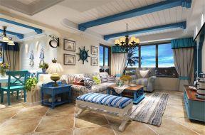 地中海风格室内装修 墙面装饰装修效果图片