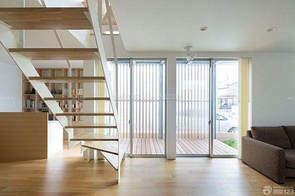 复式房子装修设计 复式楼梯安装技巧分享