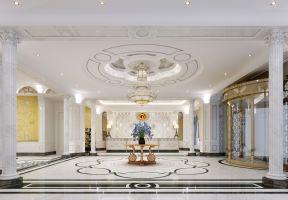 现代风格大厅 现代欧式风格装修效果图片