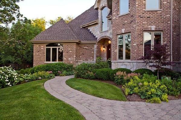 农村小别墅庭院设计风格 享受家居美景