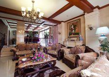 欧式别墅装修设计攻略 打造温馨别墅空间