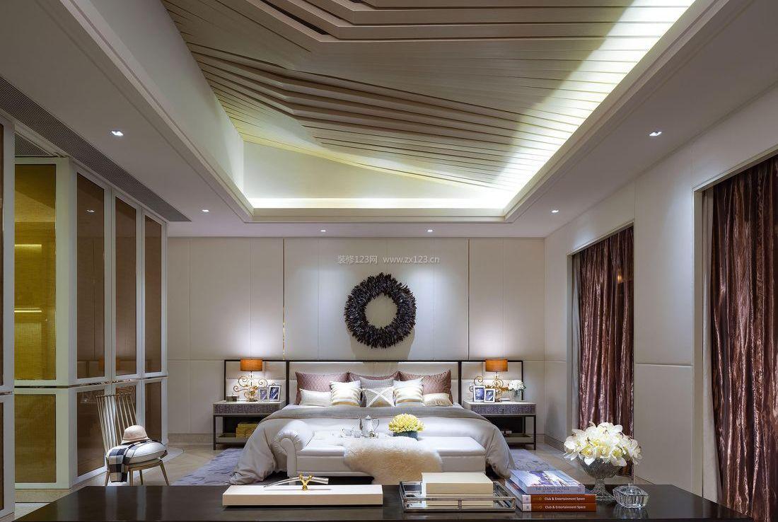 12平方卧室室内吊顶造型装修效果图片图片