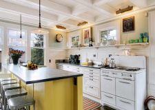 错层厨房设计 打造高大上的厨房