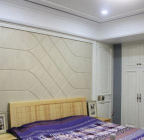 现代简约欧式风格卧室欧式衣柜 -每日推荐